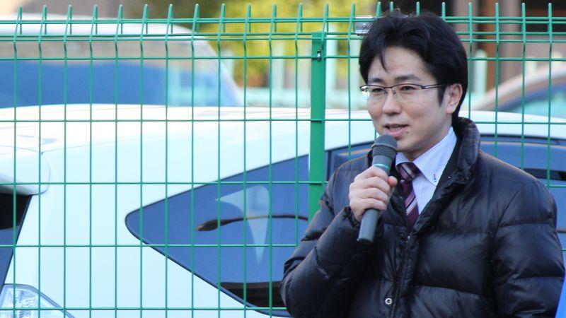 JR新大阪駅 国重とおる 国重徹